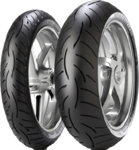 Мотошина METZELER Roadtec Z8 Interact 120/70 R17 58W