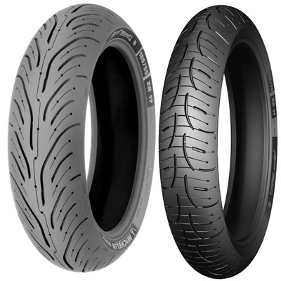 Мотошина MICHELIN Pilot Road 4 180/55R17 73W