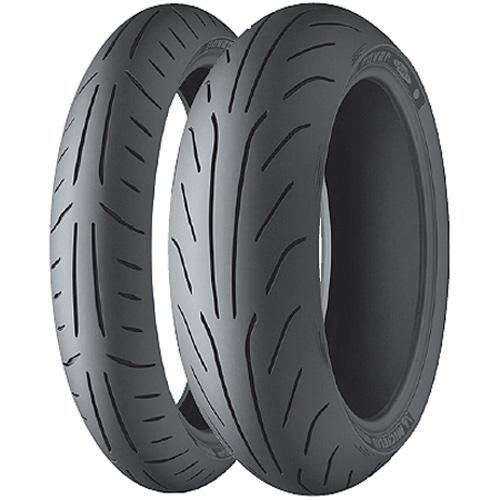 Мотошина MICHELIN Power Pure SC 140/70R12 60P Rear