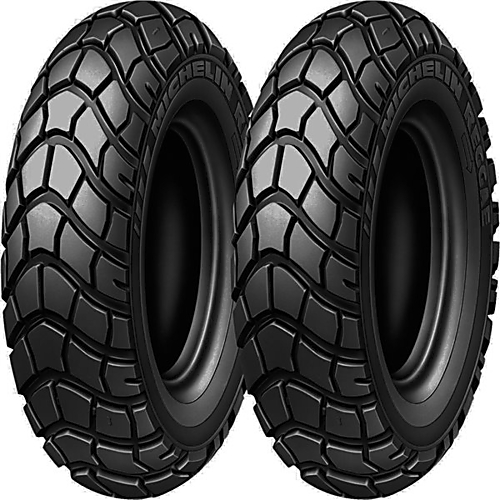 Мотошина MICHELIN Reggae 120/90R10 57J Front/Rear
